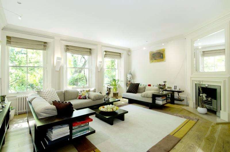 5 Bedrooms Terraced House for sale in Kensington Square, Kensington, W8