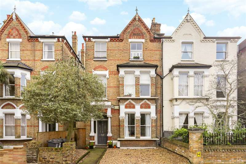3 Bedrooms Apartment Flat for sale in Harvard Road, London, W4