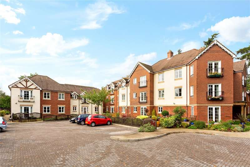 1 Bedroom Retirement Property for sale in Cadogan Court, Branksomewood Road, Fleet, GU51