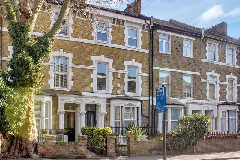 3 Bedrooms Flat for sale in Rectory Road, London, N16