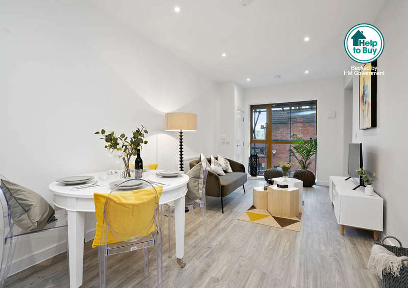2 Bedrooms Apartment Flat for sale in Flat 6, 225 Streatham Road, Streatham