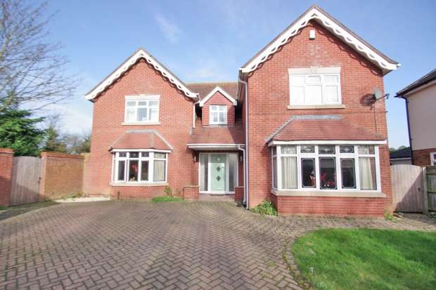 Detached House for sale in Sleaford Road, Boston, Lincolnshire, PE21 7PE