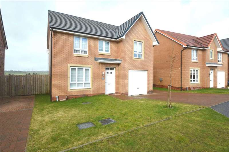 4 Bedrooms Detached House for sale in Cot Castle Grove, Stonehouse
