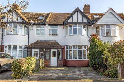 3 Bedrooms Terraced House for sale in Farmland Walk, Chislehurst