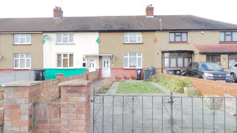 2 Bedrooms Terraced House for sale in St Edmunds Road, Edmonton, London, N9