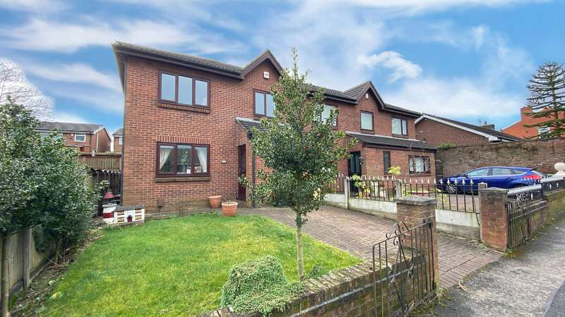 4 Bedrooms Semi Detached House for sale in Lime Street, Farnworth, Bolton, BL4 8AF
