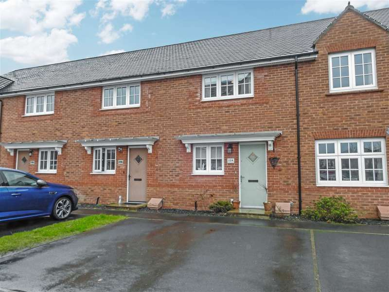 2 Bedrooms Mews House for sale in Guernsey Avenue, Buckshaw Village