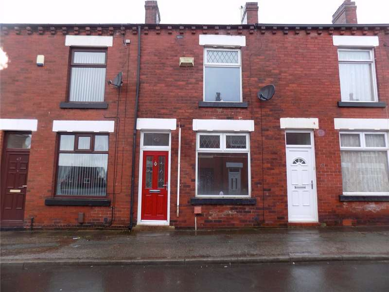 2 Bedrooms Terraced House for sale in Baxendale Street, Bolton, Greater Manchester, BL1