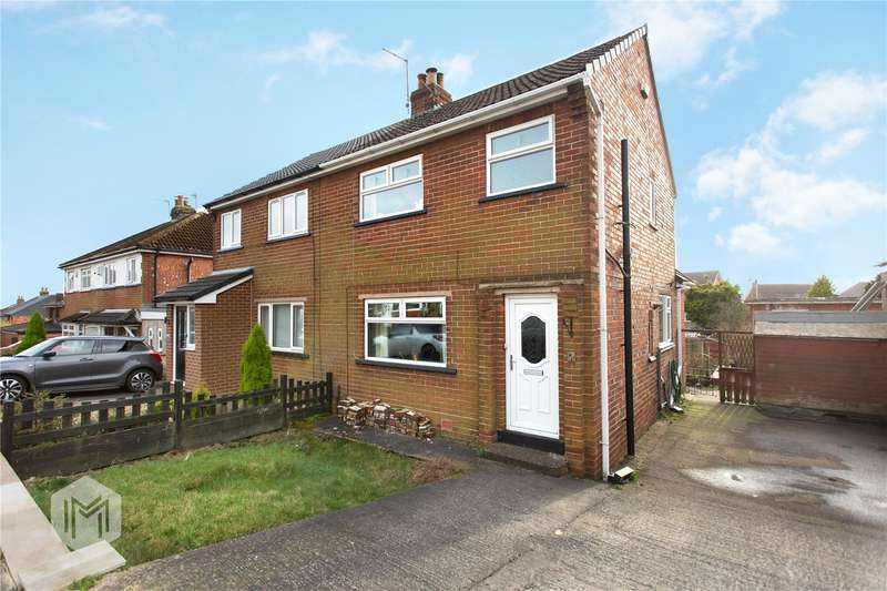 3 Bedrooms Semi Detached House for sale in Highfield Road, Blackrod, Bolton, Greater Manchester, BL6