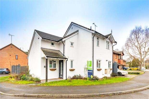 3 Bedrooms Detached House for sale in St. James Road, Finchampstead, Wokingham