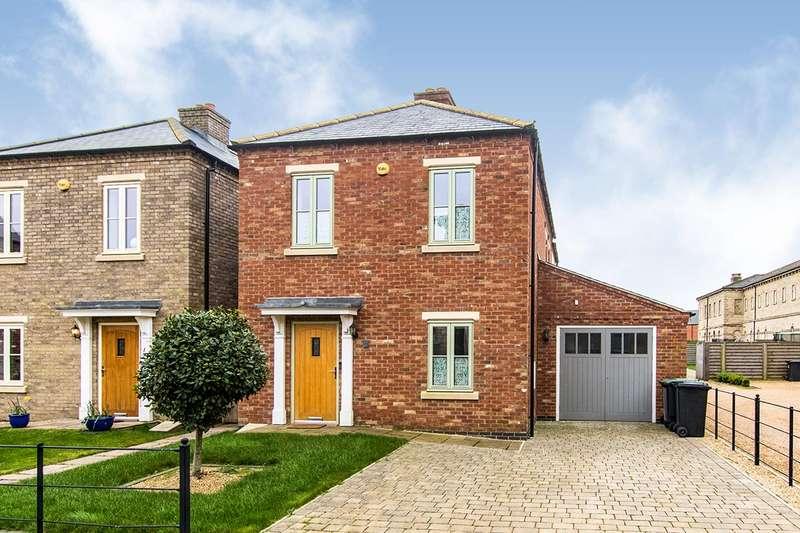 4 Bedrooms Detached House for sale in Adler Close, Bracebridge Heath, Lincoln, Lincolnshire, LN4
