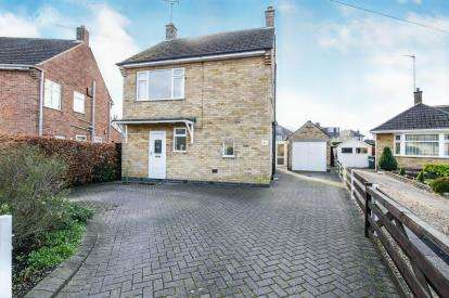 3 Bedrooms Detached House for sale in The Banks, Barrow Upon Soar, Loughborough, Leicestershire