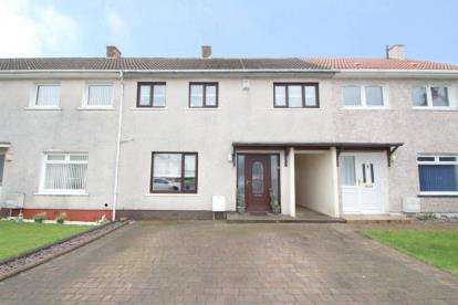 3 Bedrooms Terraced House for sale in Culross Place, West Mains, East Kilbride, South Lanarkshire