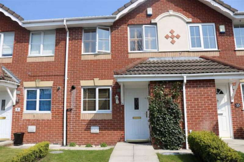 2 Bedrooms Mews House for sale in James Street, Droylsden, Manchester