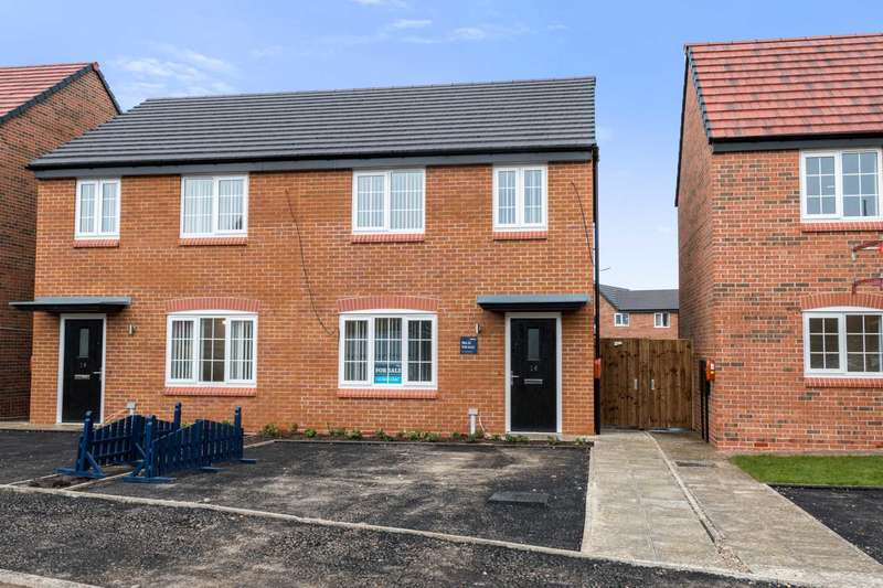 3 Bedrooms Semi Detached House for sale in Firswood Road, Lathom