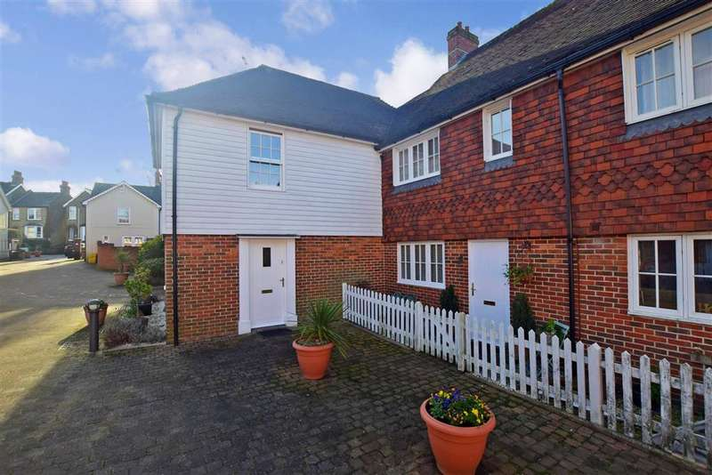 3 Bedrooms End Of Terrace House for sale in Ruskins View, , Herne Bay, Kent