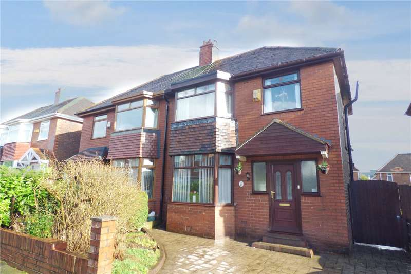 4 Bedrooms Semi Detached House for sale in Wigsby Avenue, Moston, Manchester, M40