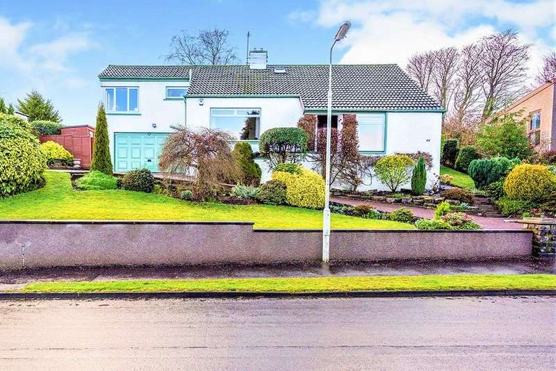 3 Bedrooms Detached House for sale in Southerton Crescent, Kirkcaldy, KY2