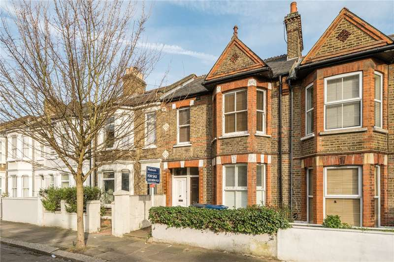 2 Bedrooms Flat for sale in Brouncker Road, London, W3