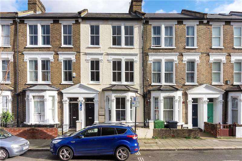 3 Bedrooms Flat for sale in Tradescant Road, Oval, London, SW8