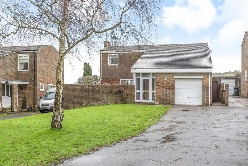 3 Bedrooms Detached House for sale in Lesser Foxholes, Shoreham-By-Sea
