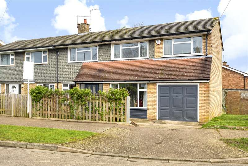 4 Bedrooms Semi Detached House for sale in Buttlehide, Maple Cross, Rickmansworth, Hertfordshire, WD3