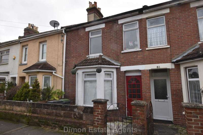 3 Bedrooms Terraced House for sale in Mayfield Road, Gosport