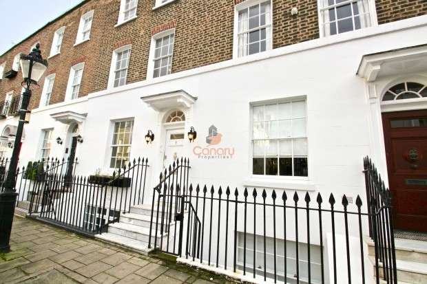 4 Bedrooms Terraced House for sale in Montpelier Place, Knightsbridge, SW7