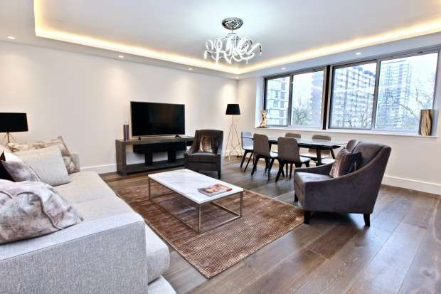 4 Bedrooms Apartment Flat for sale in The Quadrangle, Southwick Street, Paddington, W2