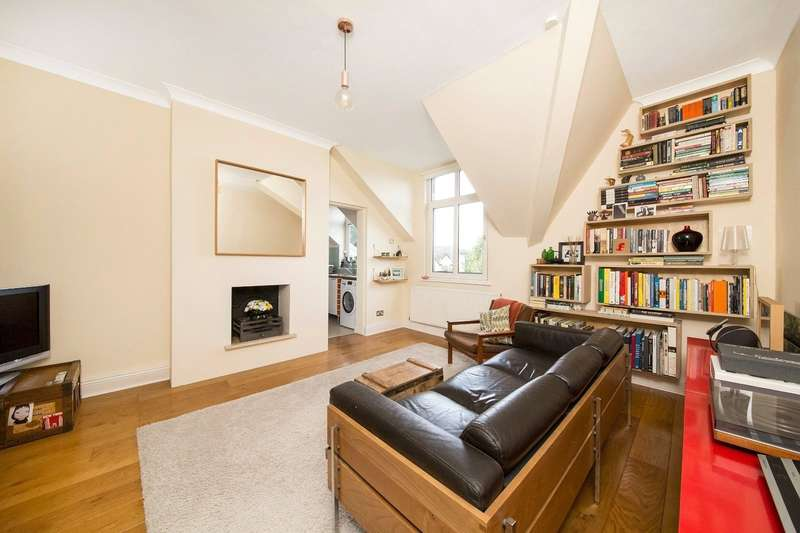 2 Bedrooms Apartment Flat for sale in Crystal Palace Park Road, London
