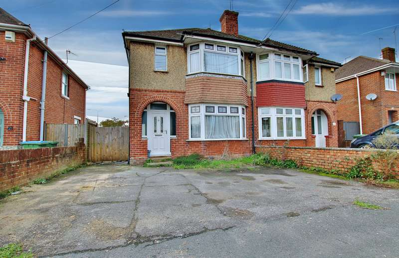 3 Bedrooms Semi Detached House for sale in Brookwood Road, Southampton