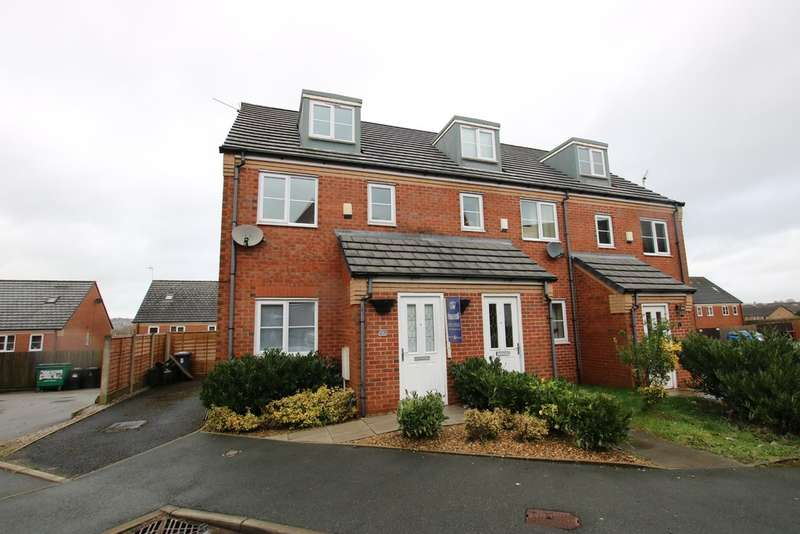 3 Bedrooms Town House for sale in Balmoral Close, Audley, Blackburn