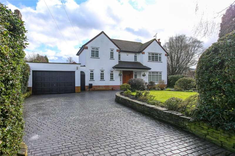 4 Bedrooms Detached House for sale in Lancaster Road, Didsbury, Manchester, M20
