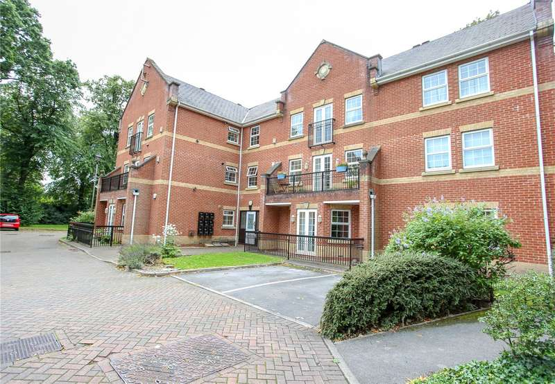 2 Bedrooms Apartment Flat for sale in Holly Royde Close, Didsbury, Greater Manchester, M20