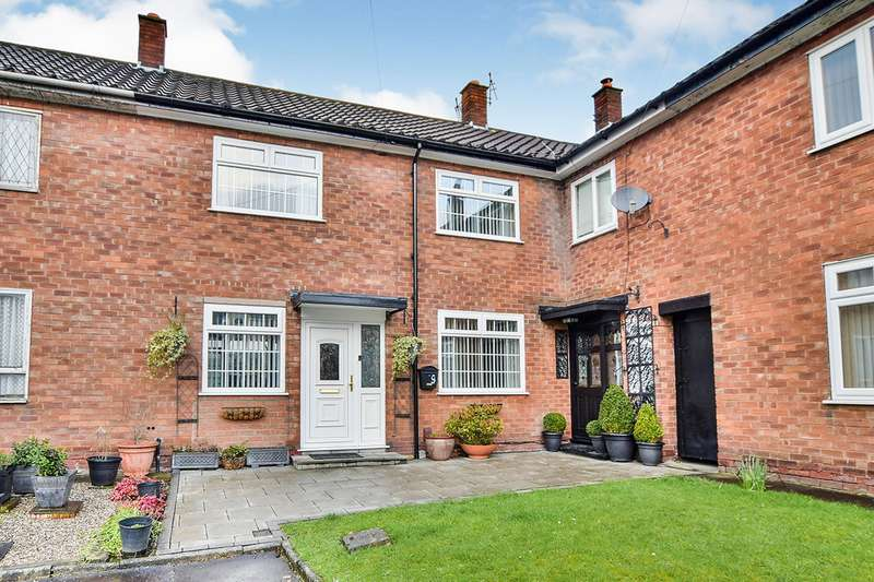 3 Bedrooms House for sale in Antrim Close, East Didsbury, Greater Manchester, M19