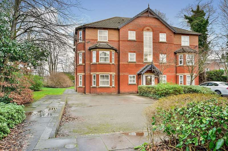 2 Bedrooms Apartment Flat for sale in Brigadier Close, Withington/ West Didsbury, Greater Manchester, M20