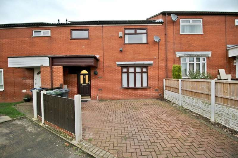 3 Bedrooms House for sale in Ludlow, Skelmersdale, Lancashire, WN8