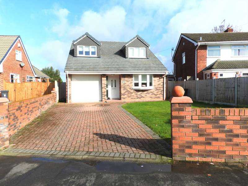 4 Bedrooms Detached House for sale in Moss Lane, Maghull