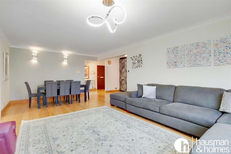 2 Bedrooms Flat for sale in Woodlands, NW11