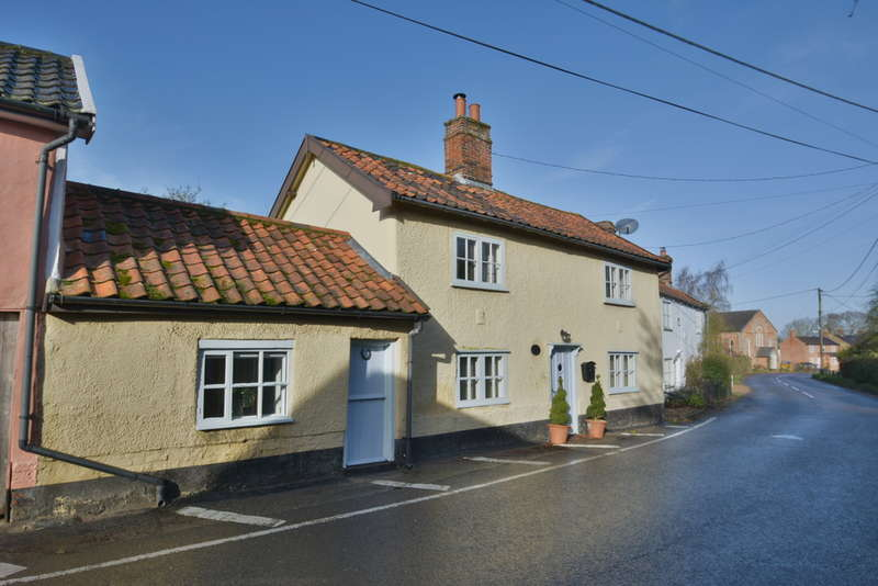 2 Bedrooms Cottage House for sale in The Street, Metfield