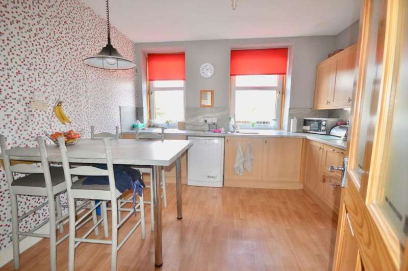 4 Bedrooms Maisonette Flat for sale in 4/5, Laidlaw Terrace Hawick, TD9 9QX