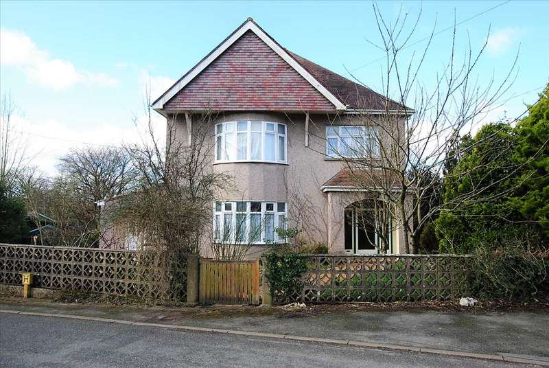 5 Bedrooms Detached House for sale in The Glen, Jeffreyston, Kilgetty