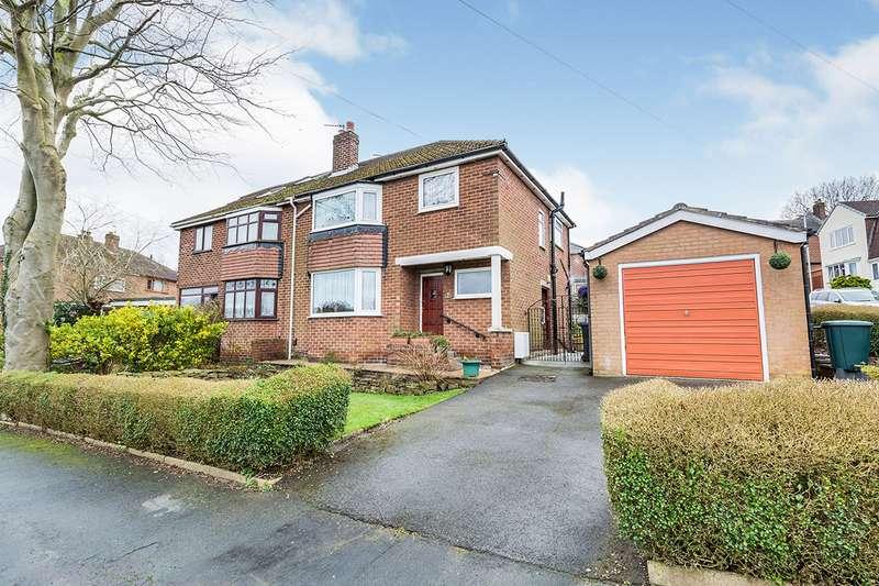 3 Bedrooms Semi Detached House for sale in Bankside, Clayton-le-Woods, Chorley, Lancashire, PR6