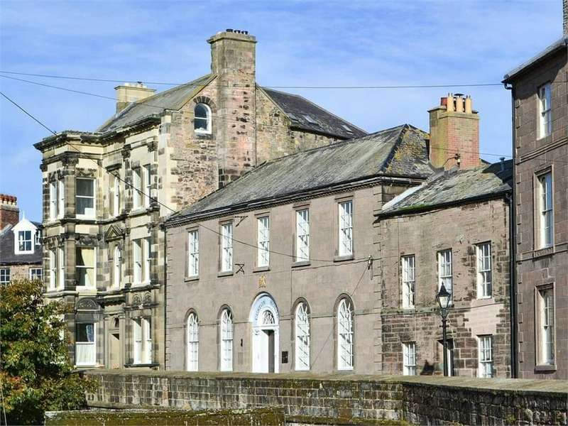 4 Bedrooms Town House for sale in The Custom House, 18 Quay Walls, BERWICK-UPON-TWEED, Northumberland