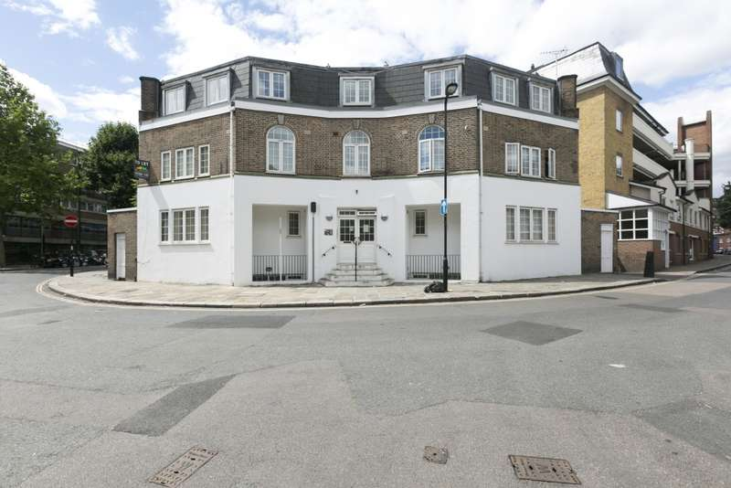 2 Bedrooms Flat for sale in Doric Way, London NW1