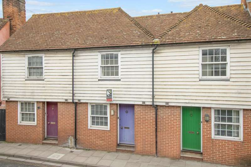 2 Bedrooms Terraced House for sale in North Lane, Canterbury, CT2