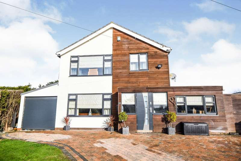 4 Bedrooms Detached House for sale in Otter Avenue, Saxilby, Lincoln, Lincolnshire, LN1