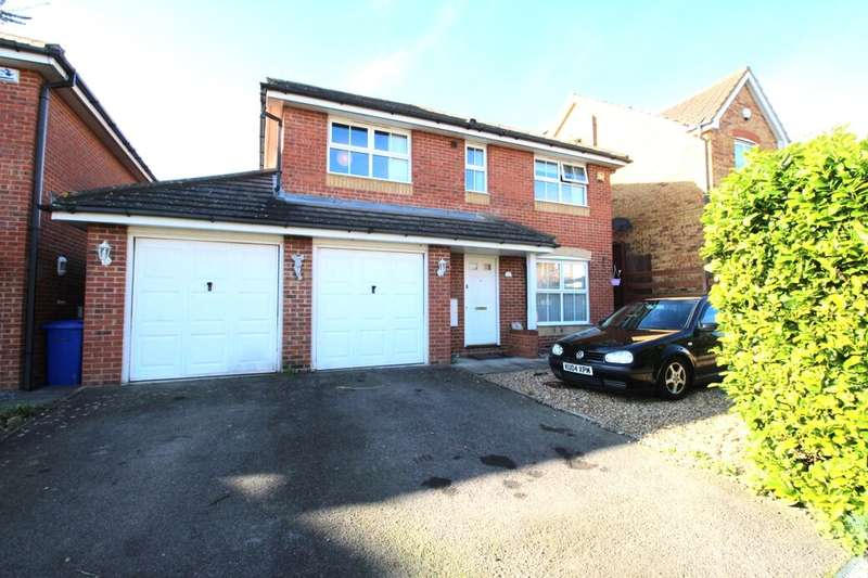 4 Bedrooms Detached House for sale in Recreation Way, Kemsley, Sittingbourne, ME10