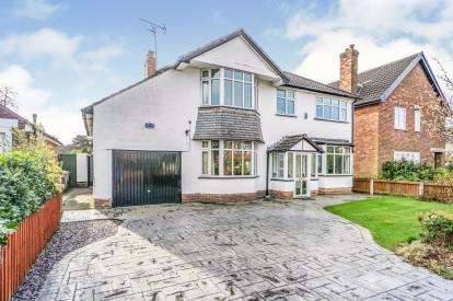 4 Bedrooms Detached House for sale in Brancote Gardens, Bromborough, Wirral, Merseyside, CH62