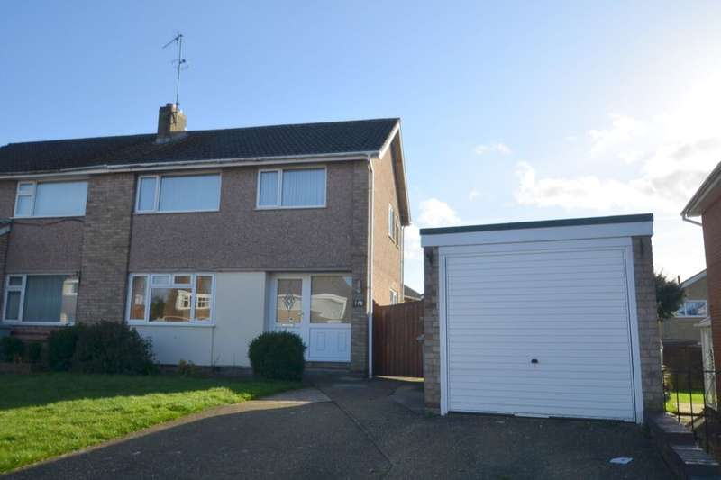 3 Bedrooms Semi Detached House for sale in Deeble Road, Kettering, NN15